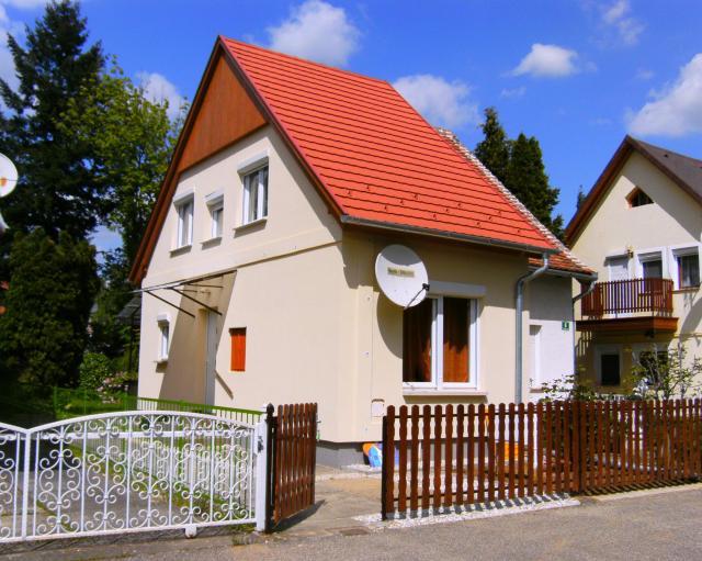 Vakantiehuis Bükfürdö