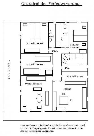 Apartamento de férias Regen-March