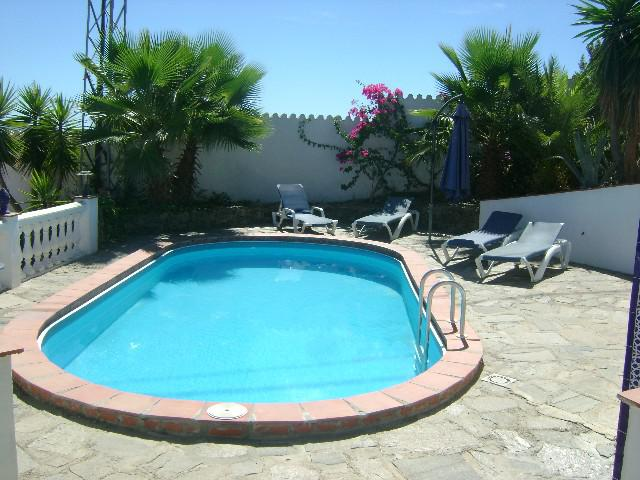 Vacation Home Competa-Torrox Gardening System