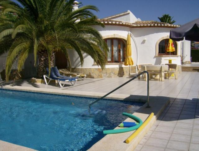 Casa de vacaciones Calpe/Alicante Cuartos
