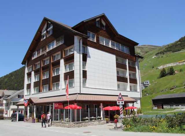 Hotel Andermatt