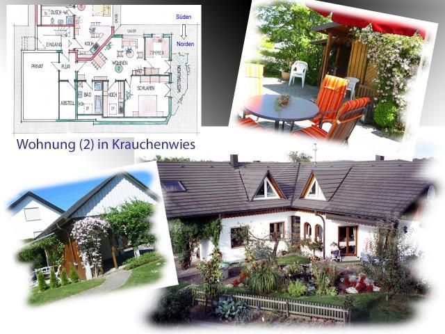 Vacation Apartment Ablach (Krauchenwies) Gardening System