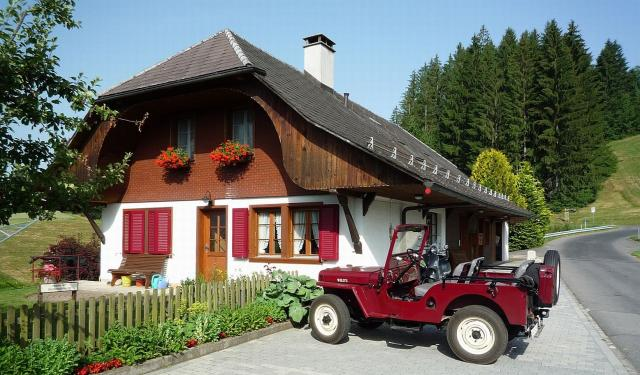 Vacation Apartment Eggiwil