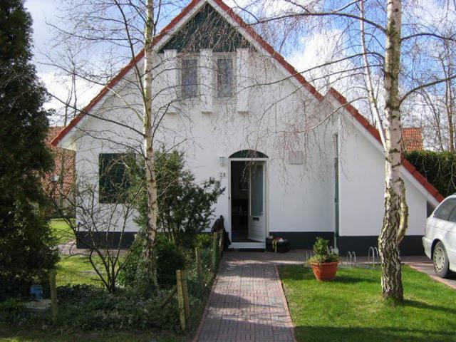 Vakantiehuis Lauwersoog