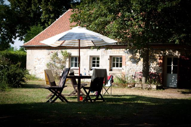 Vacation Home Gannay sur Loire Vacation Property
