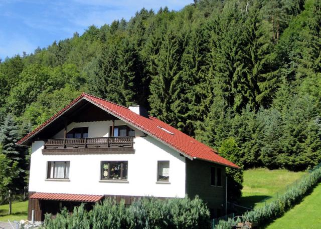 Vacation Apartment Rohrbach/Thür.