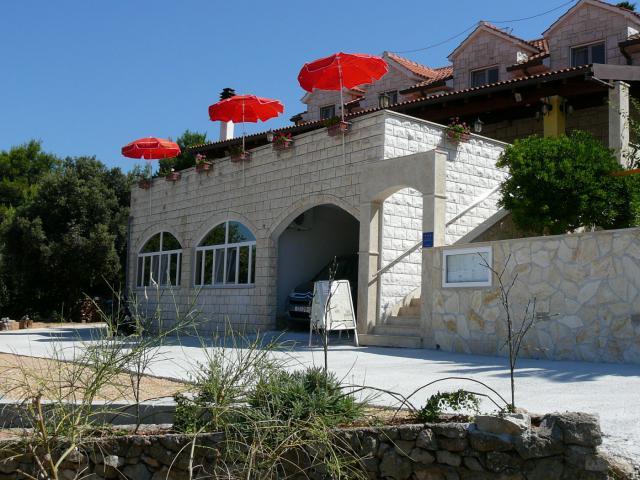 Habitaciones Splitska Objeto de vacaciones