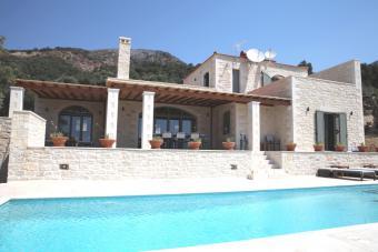 Villa Ifigenia, beheizter Pool