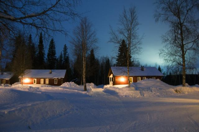 Vacation Home Undersåker im Åre Gebirge Surrounding