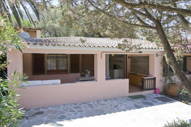 Vacation Home Porto Cervo Gardening System