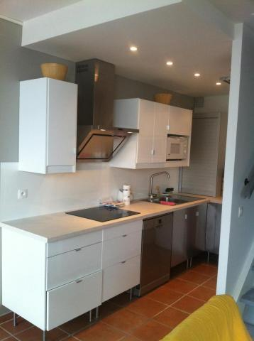 duplex marina Deauville 3 *** - Vacation Apartment Kitchen