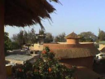 Cases-Villa au Sénégal