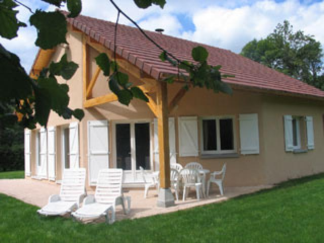 Gite-Kuća Marigny, lac de CHalain