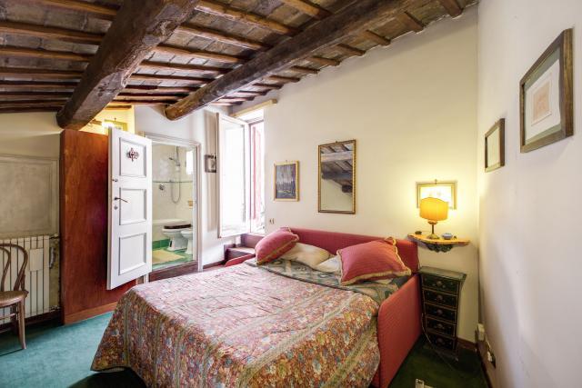 Rekreační apartmán Řím