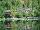Bortom - Kuća za odmor Ulvik