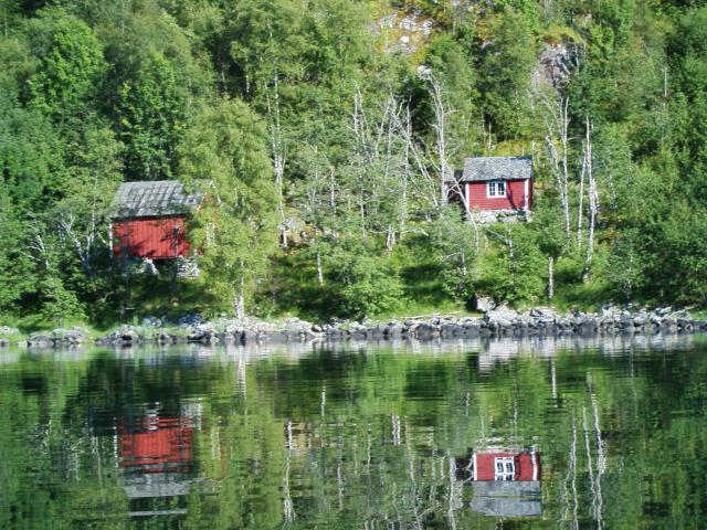 Vacation Home Ulvik