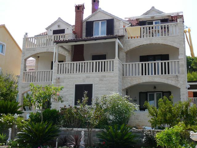 Vacation Apartment Postira Vacation Property
