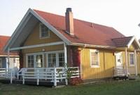 Schwedenhaus Seeblick Useriner See