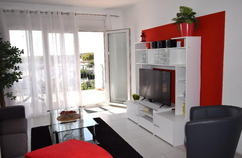 Flamicell mit Pool ,Klima - Vacation Apartment Kitchen