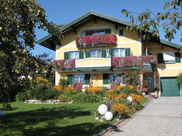 Rekreační apartmán Mondsee    Salzkammergut rekreační objekt