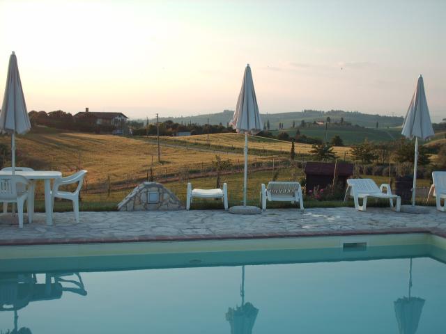 Ferienwohnung Castelfiorentino Schlafzimmer