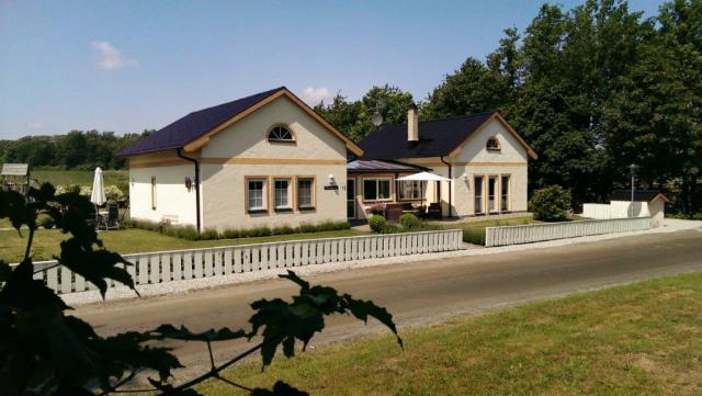 Casa de férias Østerlen