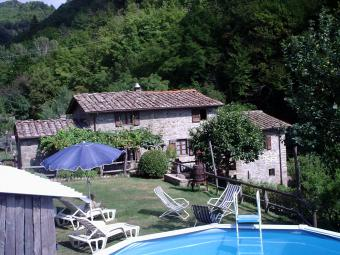 Vacation Home Reggello Surrounding