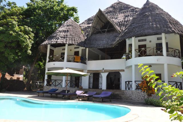 Casa per le vacanze Diani Beach Bagno con WC