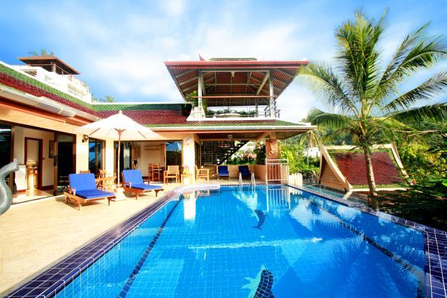 Lomakoti Phuket Lomakohde