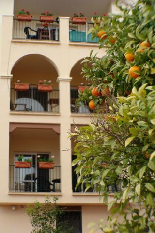 Ferienwohnung Nerja -Malaga Schlafzimmer