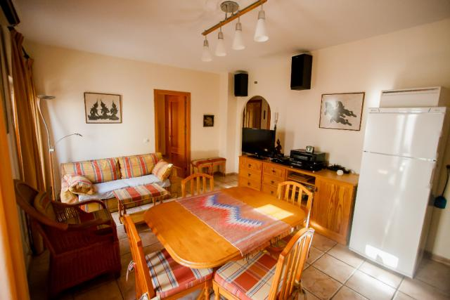 Ferienwohnung Nerja-Malaga Wohnzimmer