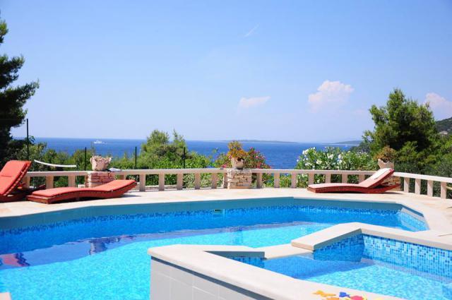 Casa per le vacanze VELA LUKA/POPLAT Alloggio per le vacanze