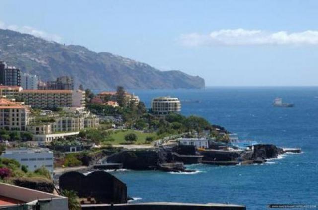 Semesterlägenhet Funchal  sao martinho Omgivning