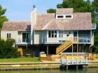 Waterfront Vacation Home - Feriehus Chincoteague Island