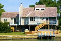 Waterfront Vacation Home