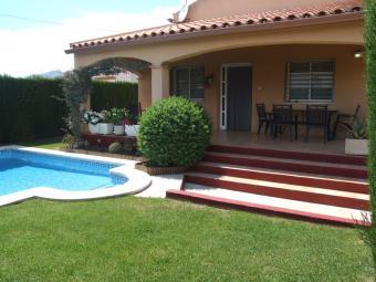 Villa Andres mit Klimaanlage
