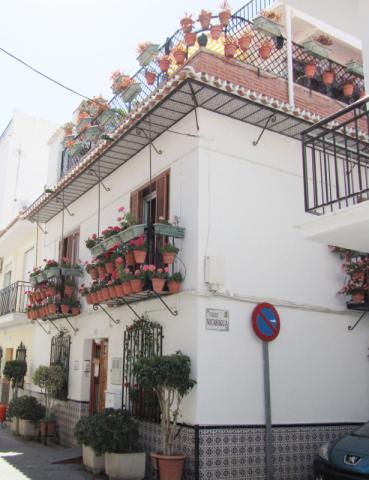 Rekreační apartmán Nerja-Malaga Okolí