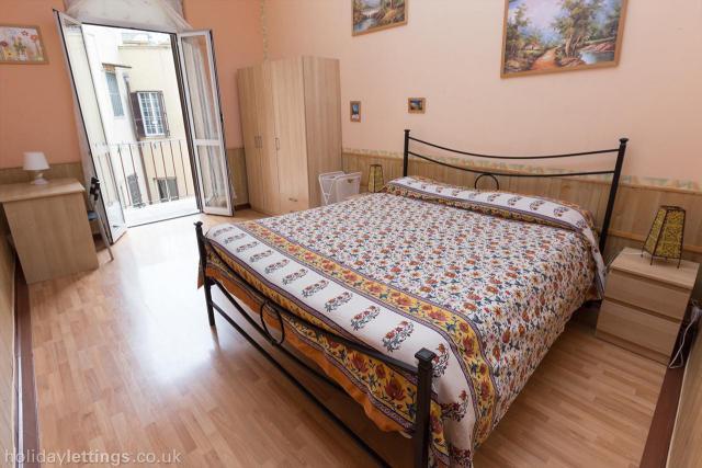 Appartement de vacances Rome Chambre