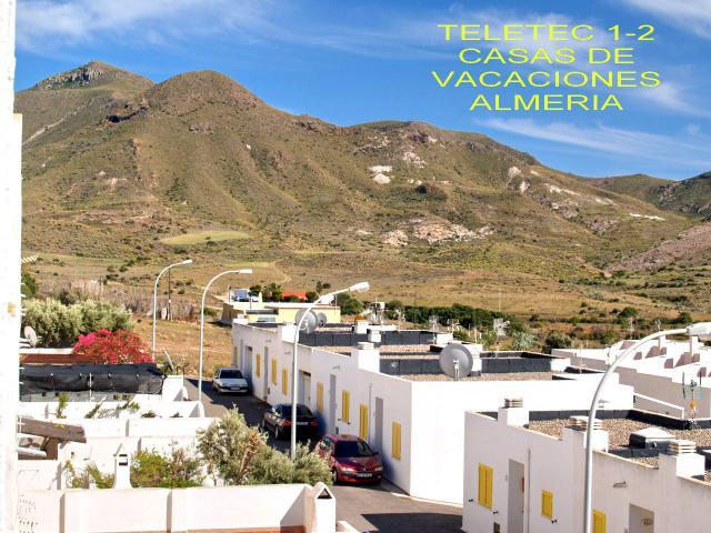 Semesterhus El Pozo de los Frailes-Nijar (Almería) Trädgård