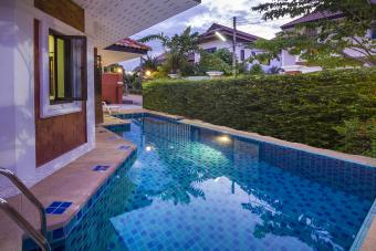 Villa Sabai near the beach