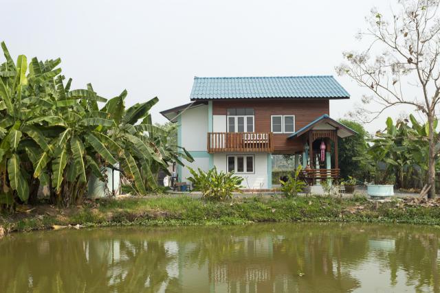 Casa de vacaciones Doi Saket Dormitório
