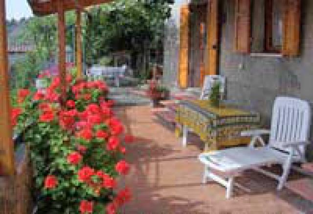 Ferienhaus Bibbiena (AR) Wohnzimmer