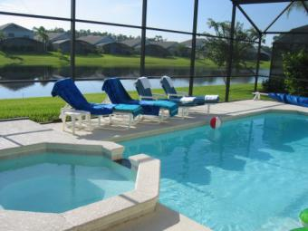 Luxury Villa near Disney