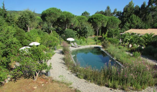 Vacation Apartment GRIMAUD Surrounding