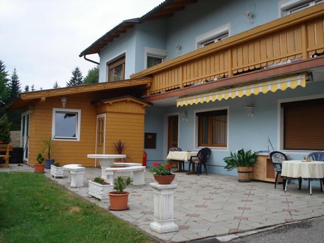 Apartamento de vacaciones St. Georgen am Längsee Cocina