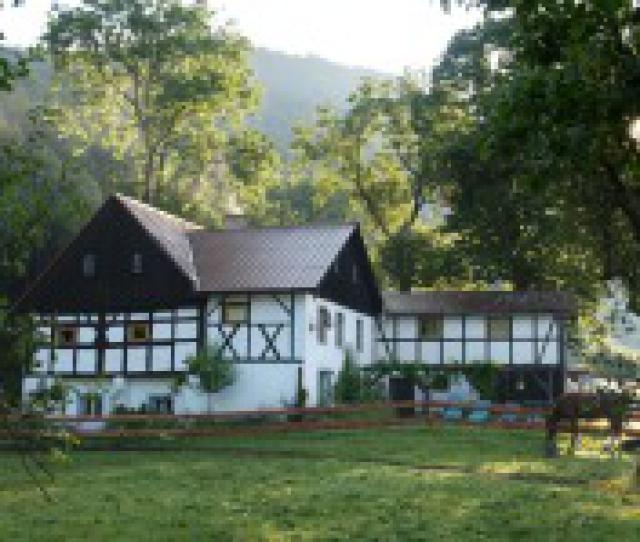 Dom wakacyjny Janowice Wielkie Otoczenie
