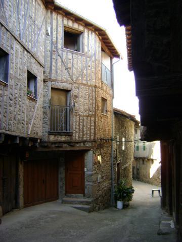 Ferienhaus San Martín del Castañar Umgebung