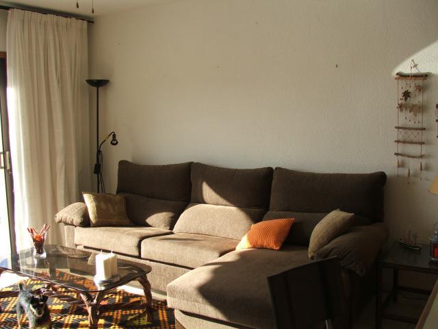 Apartamento de vacaciones Los Gigantes Sala de estar