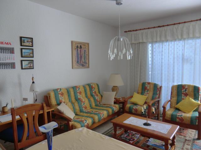 Apartman za odmor Los Gigantes Dnevna soba