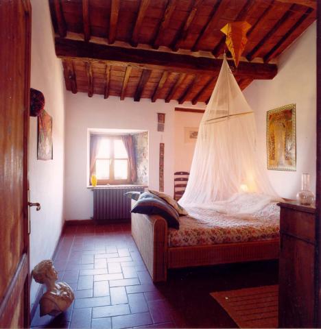 Rekreační dům chianni Pisa Ložnice